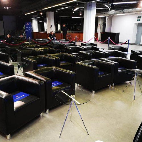 Fotele konferencyjne CUBO