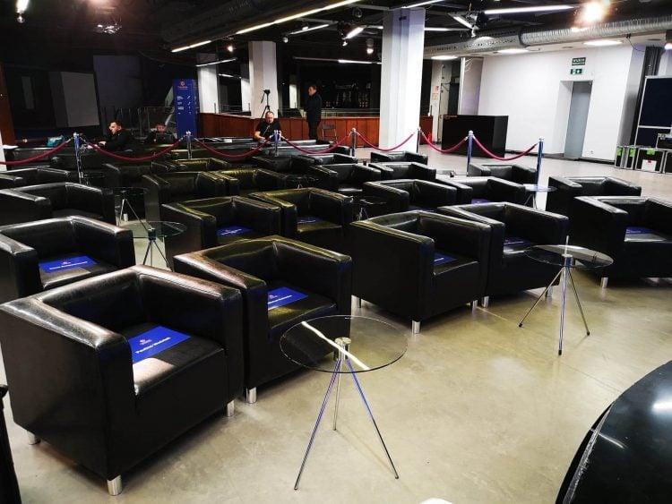 Wynajem foteli Warszawa