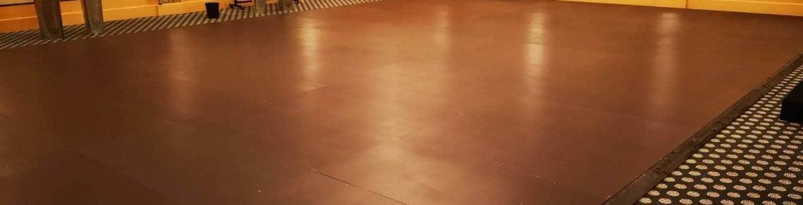 Wynajem podłogi do tańca