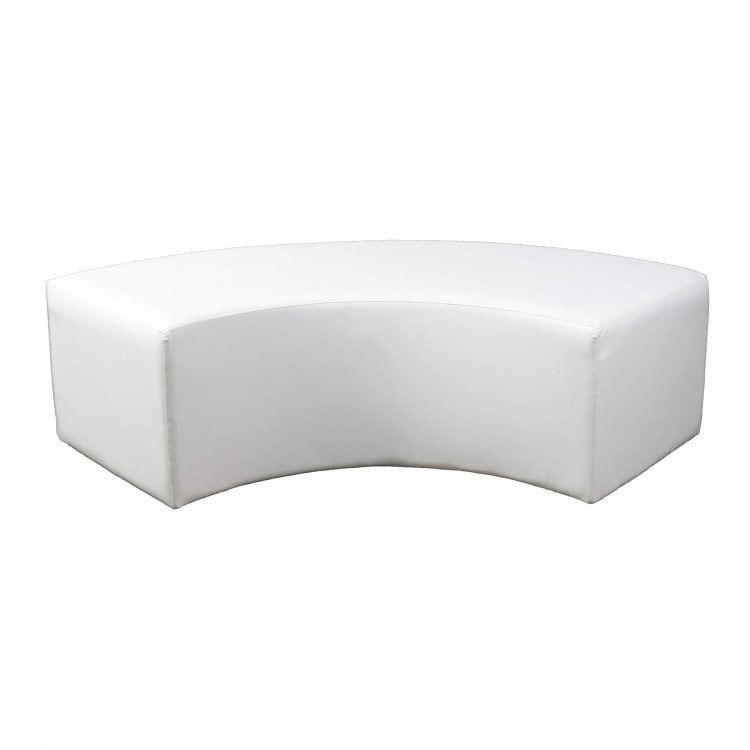 PUFA OVAL WHITE
