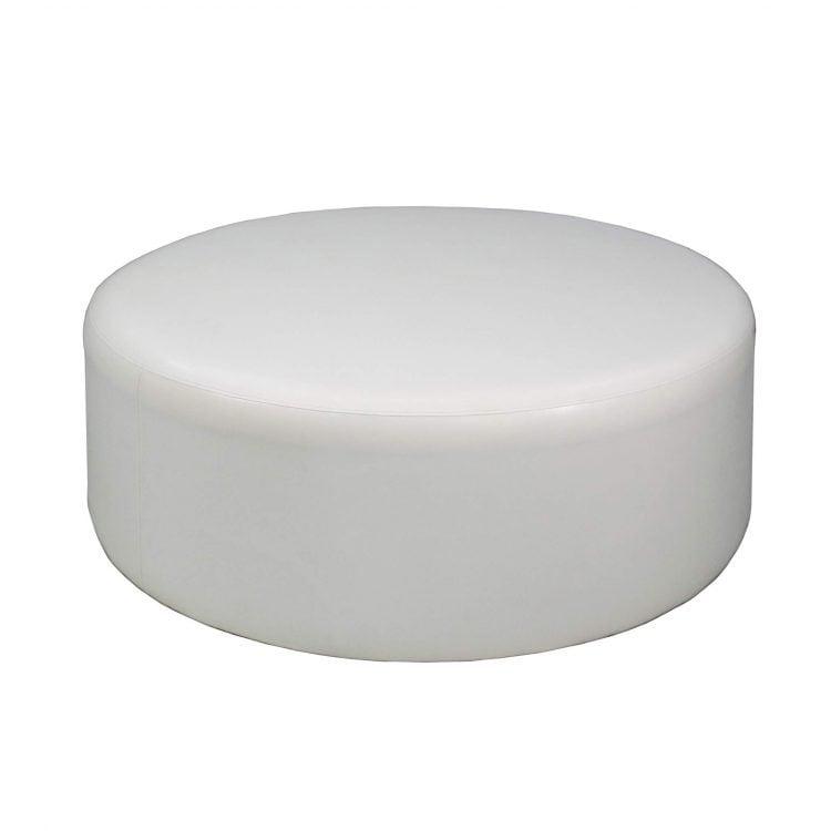 PUFA ROUND WHITE