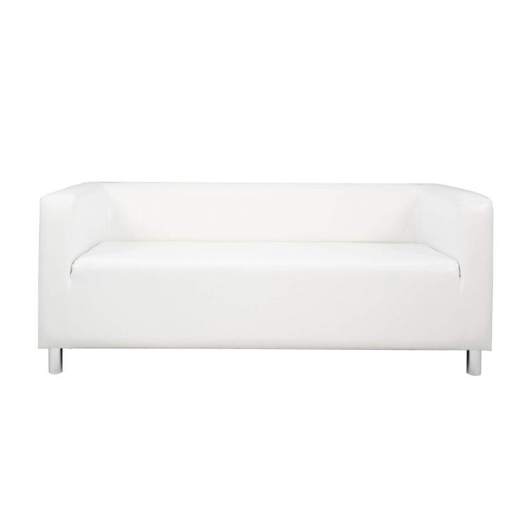 SOFA CUBO TRIO WHITE