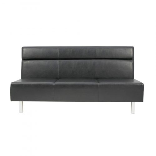 SOFA FAME THREE BLACK
