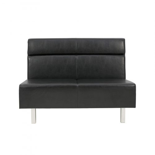 SOFA FAME TWO BLACK