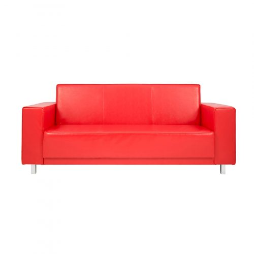 SOFA PURE RED