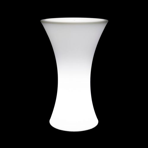 STOLIK ROUND COCKTAIL LED