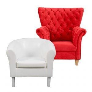 Wynajem foteli