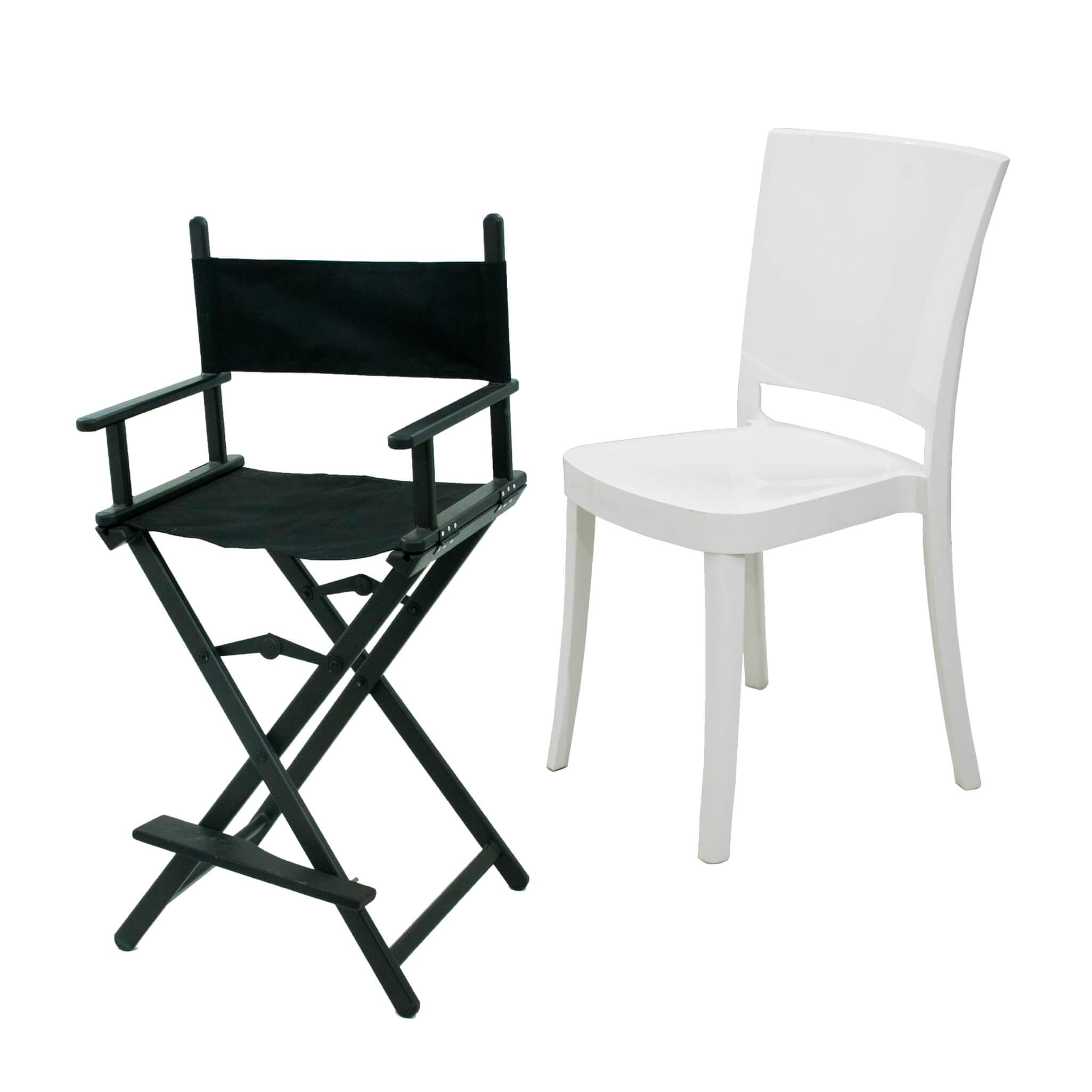 Wynajem krzeseł i hokerów