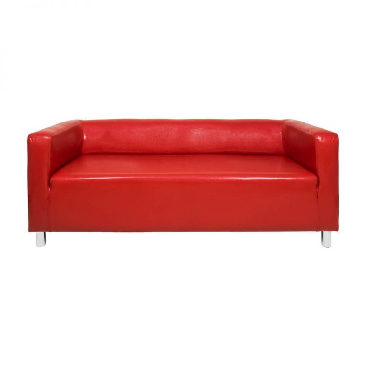 SOFA CUBO TRIO RED