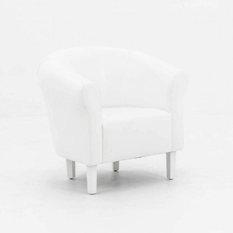 FOTEL BELLO WHITE