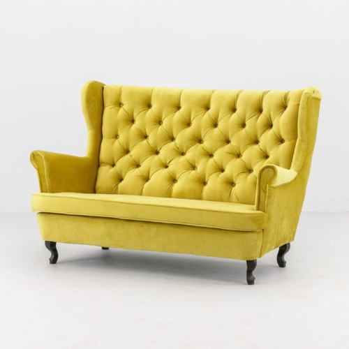 SOFA HAMPTON GOLD