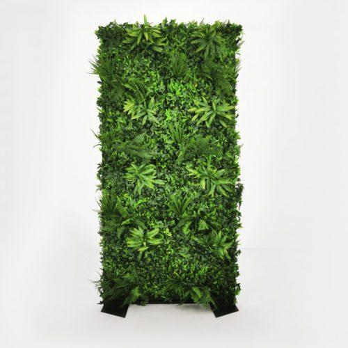 Wynajem zielonych ścianek